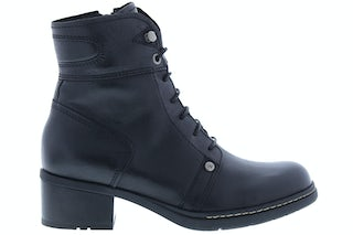 Wolky Red deer 0126030 000 black Damesschoenen Booties