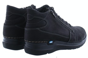 Wolky Why 0660611 000 black Damesschoenen Booties