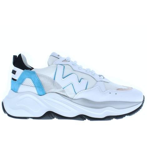Womsh Futura 211116 white multi 4 Sneakers Sneakers