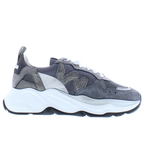 Womsh Futura FU008 silver lining Sneakers Sneakers