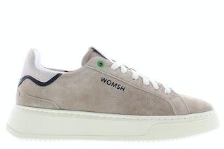 Womsh Snik SN015 ivory sand Damesschoenen Sneakers