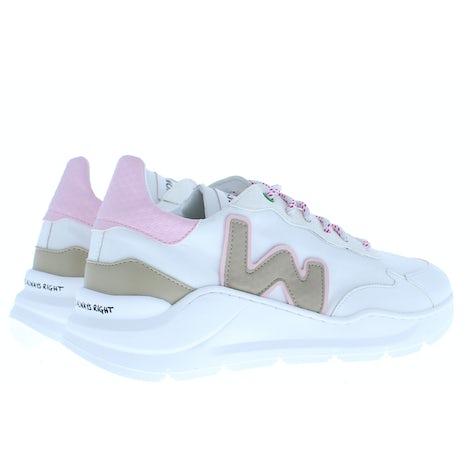 Womsh Vegan Wave 211821 white snoopy Sneakers Sneakers