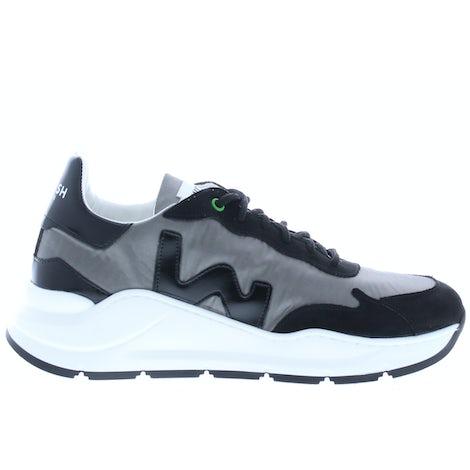 Womsh Vegan wave 202821 grey black Sneakers Sneakers