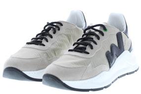Womsh Vegan wave 202822 camel Damesschoenen Sneakers
