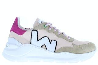 Womsh Wave 211815 rose Damesschoenen Sneakers