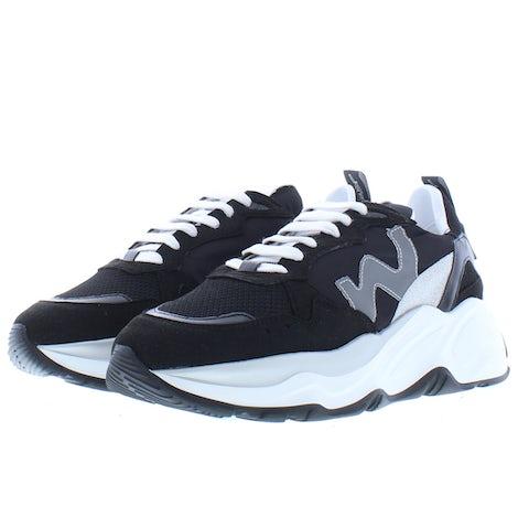 Womsh vegan Futura FU004 glitter ink Sneakers Sneakers