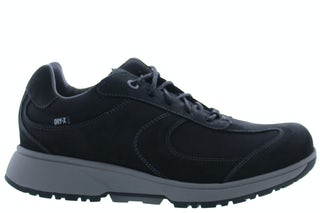Xsensible Alaska 40400.1.001 black Herenschoenen Veterschoenen