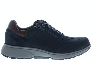 Xsensible Dublin 30405.2.221 navy Herenschoenen Veterschoenen