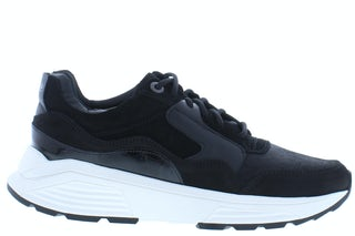 Xsensible Golden gate 33000.2 GX 001 black Damesschoenen Sneakers