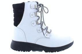 Xsensible Granada 30208.3.120 white black Damesschoenen Booties