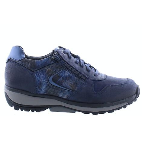 Xsensible Jersey 30042.2.285 dk blue metallic Sneakers Sneakers