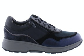 Xsensible Lima 30204.2.227 navy black Damesschoenen Sneakers