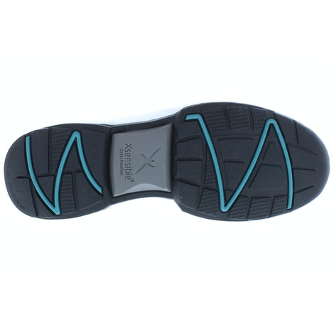 Xsensible Lima 30204.3 110 H white silv Sneakers Sneakers