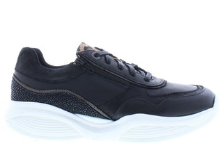 Xsensible SWX11 30085.3 012 HX black leo Damesschoenen Sneakers