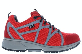 Xsensible Stockholm 40202.5 701 H red Damesschoenen Sneakers