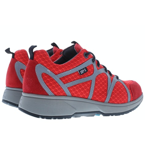 Xsensible Stockholm 40202.5 701 H red Sneakers Sneakers