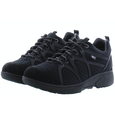 Xsensible Stockholm 40202.5.001 black Veterschoenen Veterschoenen