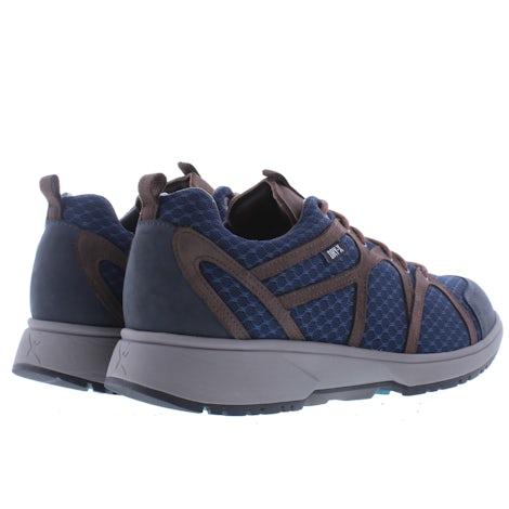Xsensible Stockholm 40402.5 293 H navy brown Sneakers Sneakers