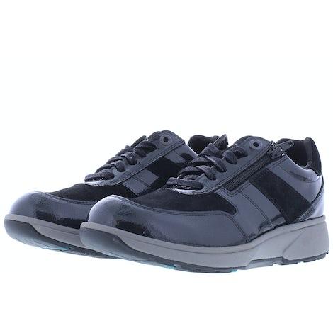 Xsensible Tokio 30201.2 007 HX black pat Sneakers Sneakers