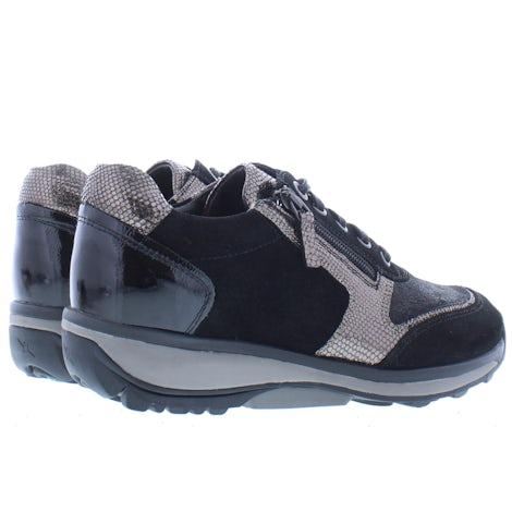 Xsensible Wembley 30103.2 026 GX black bro Sneakers Sneakers