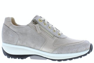 Xsensible Wembley 30103.2 401 beige Damesschoenen Sneakers