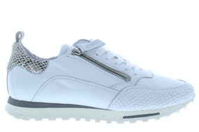 AQA 7282 white Damesschoenen Sneakers