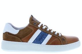 Australian Catenaccio cognac white blu Herenschoenen Sneakers