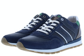 Australian Mavarone blue tan white Herenschoenen Sneakers