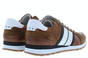 Australian Zeplin tan white green Herenschoenen Sneakers