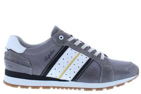 Australian Zeplin grey black yello Herenschoenen Sneakers