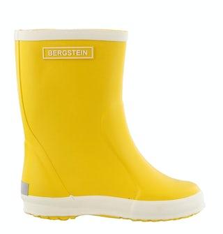 Bergstein rainboot yellow geel 460400002 01