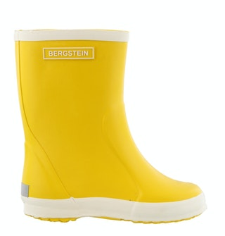 Bergstein rainboot yellow geel 460400002 01