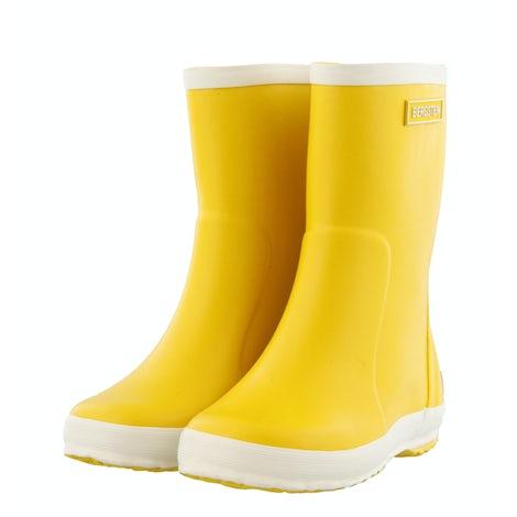 Bergstein Rainboot yellow Booties en laarzen Booties en laarzen