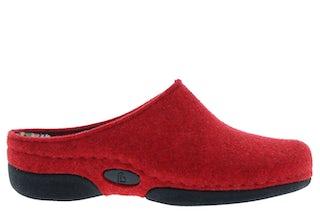 Berkemann 01553 236 rot Damesschoenen Slippers