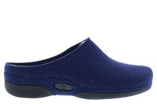 Berkemann 01553 314 nachtblau Damesschoenen Slippers