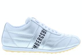 Bikkembergs Bahia silver Damesschoenen Sneakers