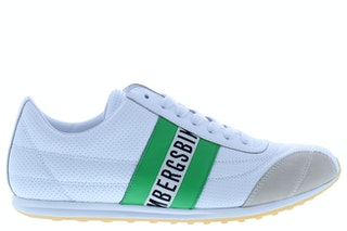 Bikkembergs barthel white green 242850003 01