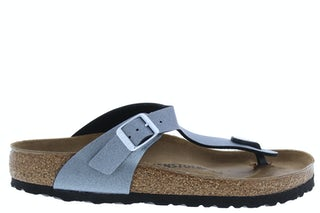 Birkenstock Gizeh 1014288 anthraci Damesschoenen Slippers