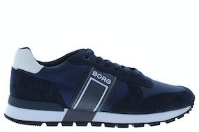 Bjorn Borg R610 navy Herenschoenen Sneakers