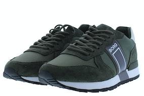 Bjorn Borg R610 olive Herenschoenen Sneakers