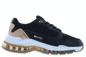Bjorn Borg X500 black rose Damesschoenen Sneakers