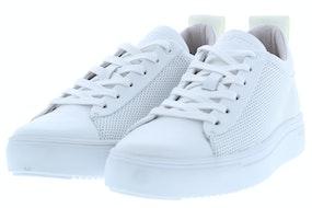 Blackstone RL71 white Damesschoenen Sneakers
