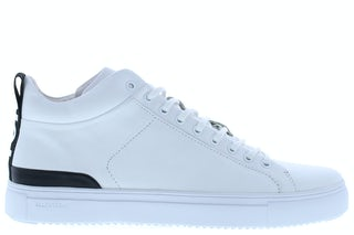 Blackstone RM14 white Herenschoenen Sneakers