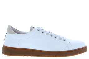 Blackstone RM31 white aot meal Herenschoenen Sneakers
