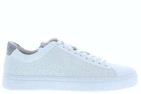 Blackstone RM48 white Herenschoenen Sneakers