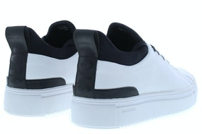 Blackstone SD68 white Damesschoenen Sneakers