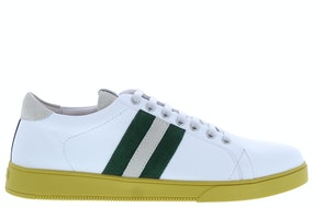 Blackstone TG30 white greener Herenschoenen Sneakers