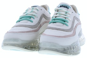Bronx Bubbly off white nude Damesschoenen Sneakers