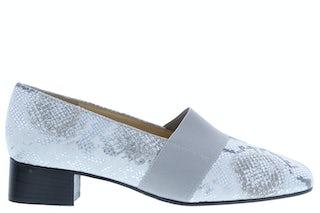 Brunate 9958 silver Damesschoenen Instapschoenen