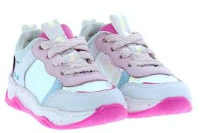 Bunnies 220370 570 light pink Meisjesschoenen Veterschoenen